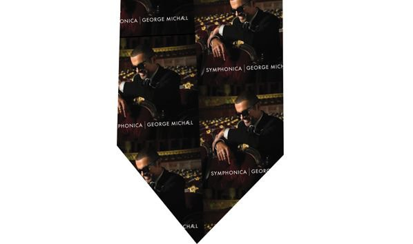 George Michael Symphonica Tie - Model 2