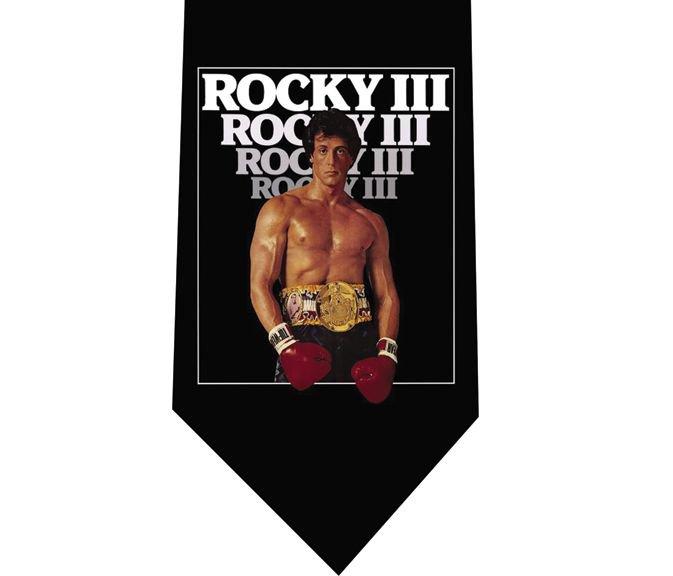 Rocky III Tie - Rocky Balboa
