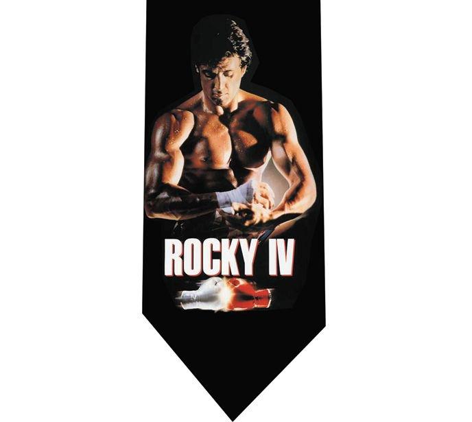 Rocky IV Tie - Rocky Balboa
