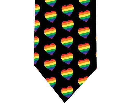 Gay Tie - Model 2