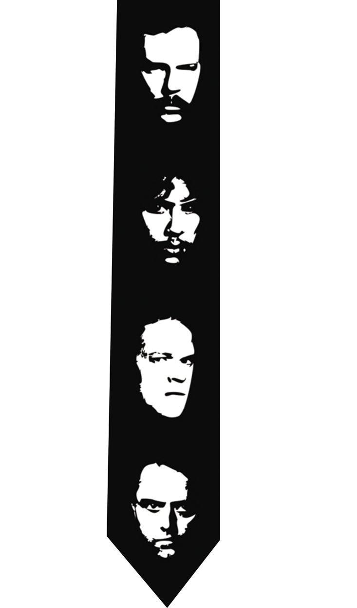 Metallica Tie - Model 2
