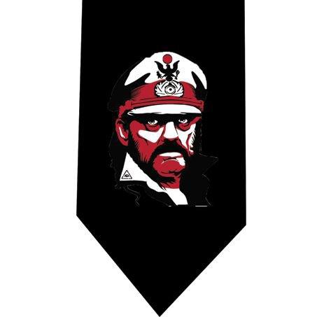 Motorhead Lemmy Kilmister Tie - Model 3