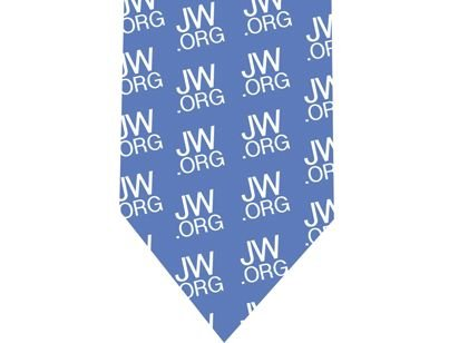 Jehovah Witness Tie