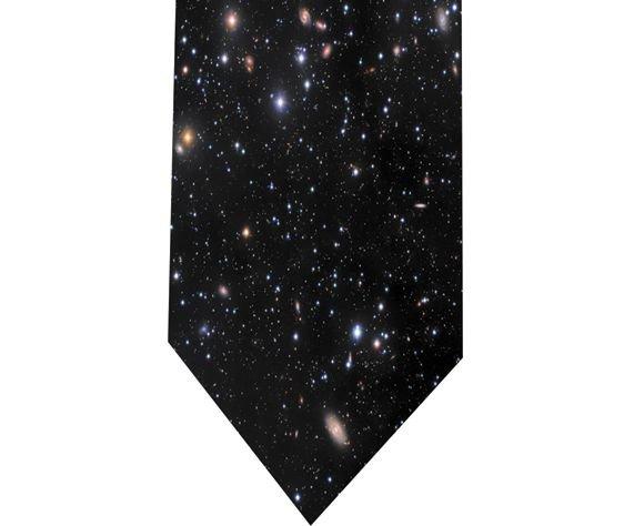 Galaxy Tie - model 4 - star universe