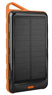 TOUGH TESTED TT-SOLAR10 10000mAh Solar Powerbank with Dual USB - TT-SOLAR10
