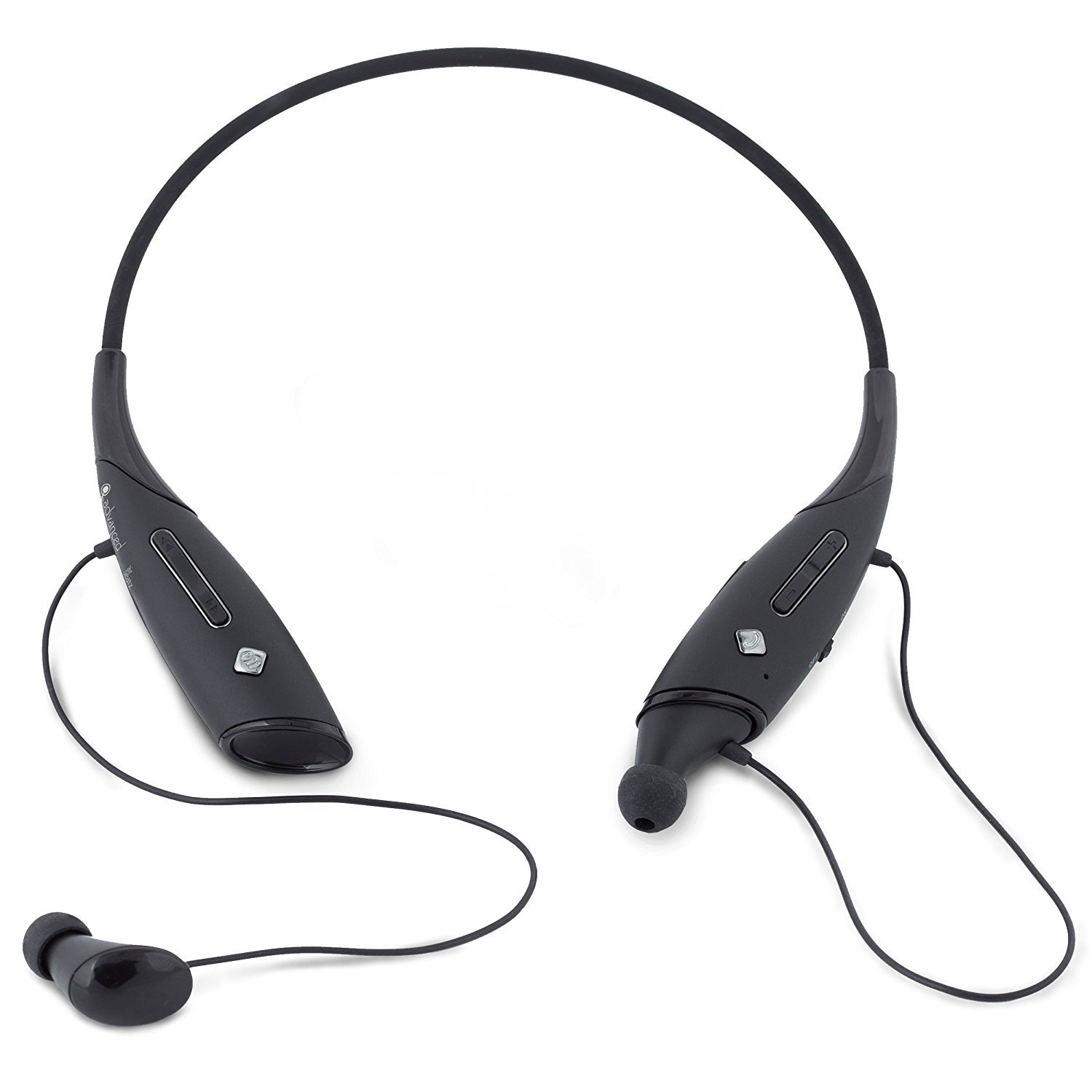 Advanced Soundz Air Beatz Bluetooth Wireless Cell Phone Headset