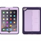 GRIFFIN Survivor Slim Protective Case w/ Stand for for iPad Air 2 - Purple/Lavender