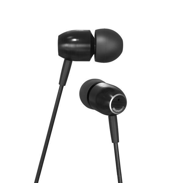 Brainwavz M5 In Ear Noise Isolating Earphones Black