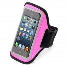Aduro U-Band Sport Armband Apple iPhone, Pink