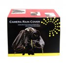 CowboyStudio Rain Cover Pro Camera Waterproof Rain Cover for Digital SLR Cameras - Black
