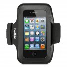 Belkin Slim-Fit Armband for Apple iPhone 4 and 4S (Blacktop)