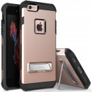 Iphone 6s Plus Case, Obliq [skyline Advance][rose Gold] With Metal