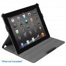 Limitless Creations D4BK Black Denim EZsnap Padded Case for new iPad and...