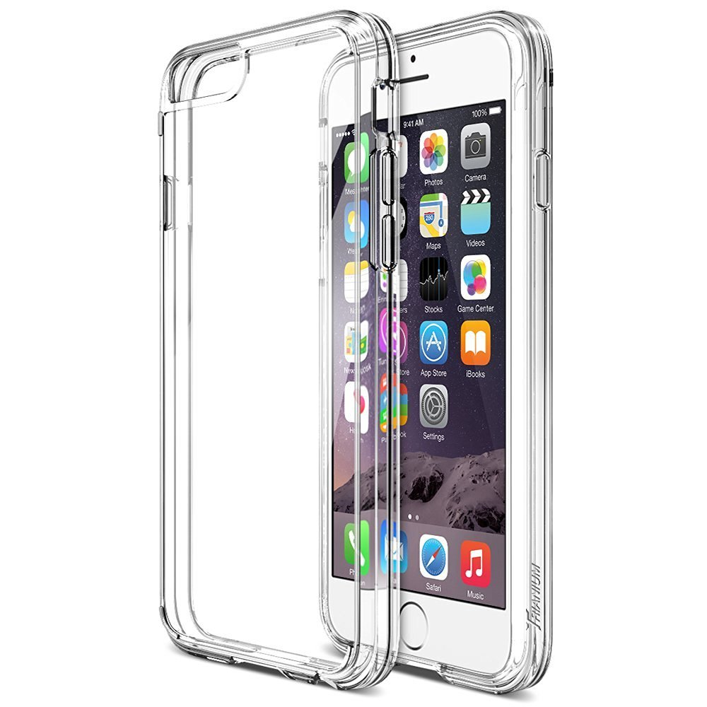 iPhone 6 Case, Trianium [Clear Cushion] Protective Apple iPhone 6 Clear Case