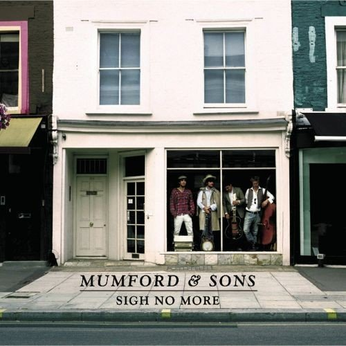 "Sigh No More Vinyl | LP (12"" album, 33 rpm) Mumford & Sons"