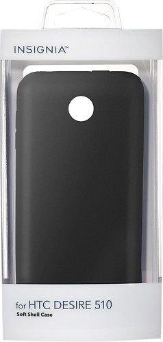 Insignia Black Soft Shell Case for HTC DESIRE 510