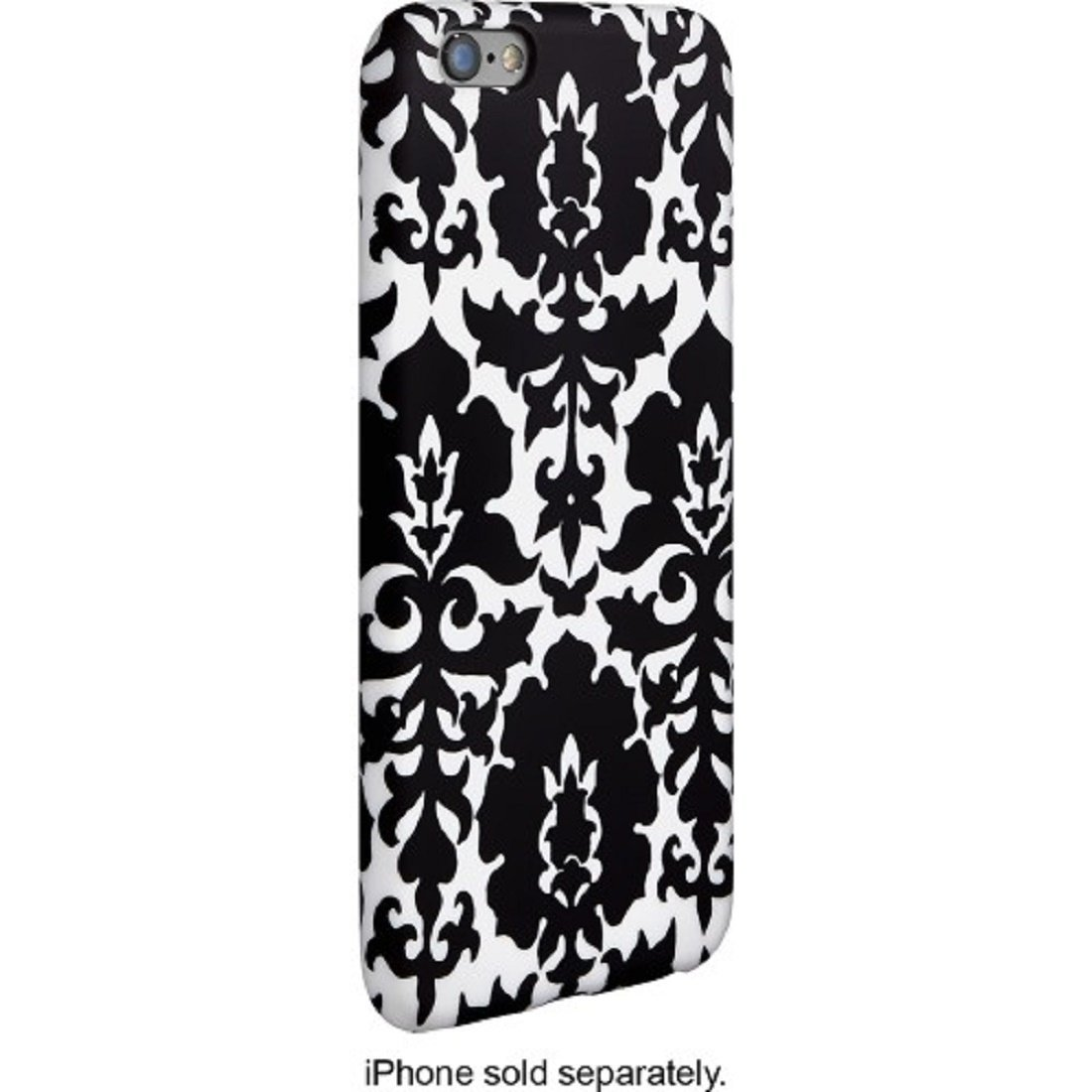Insignia� - Fashion Pattern Case for Apple® iPhone® 6 Plus and 6s Plus - Black