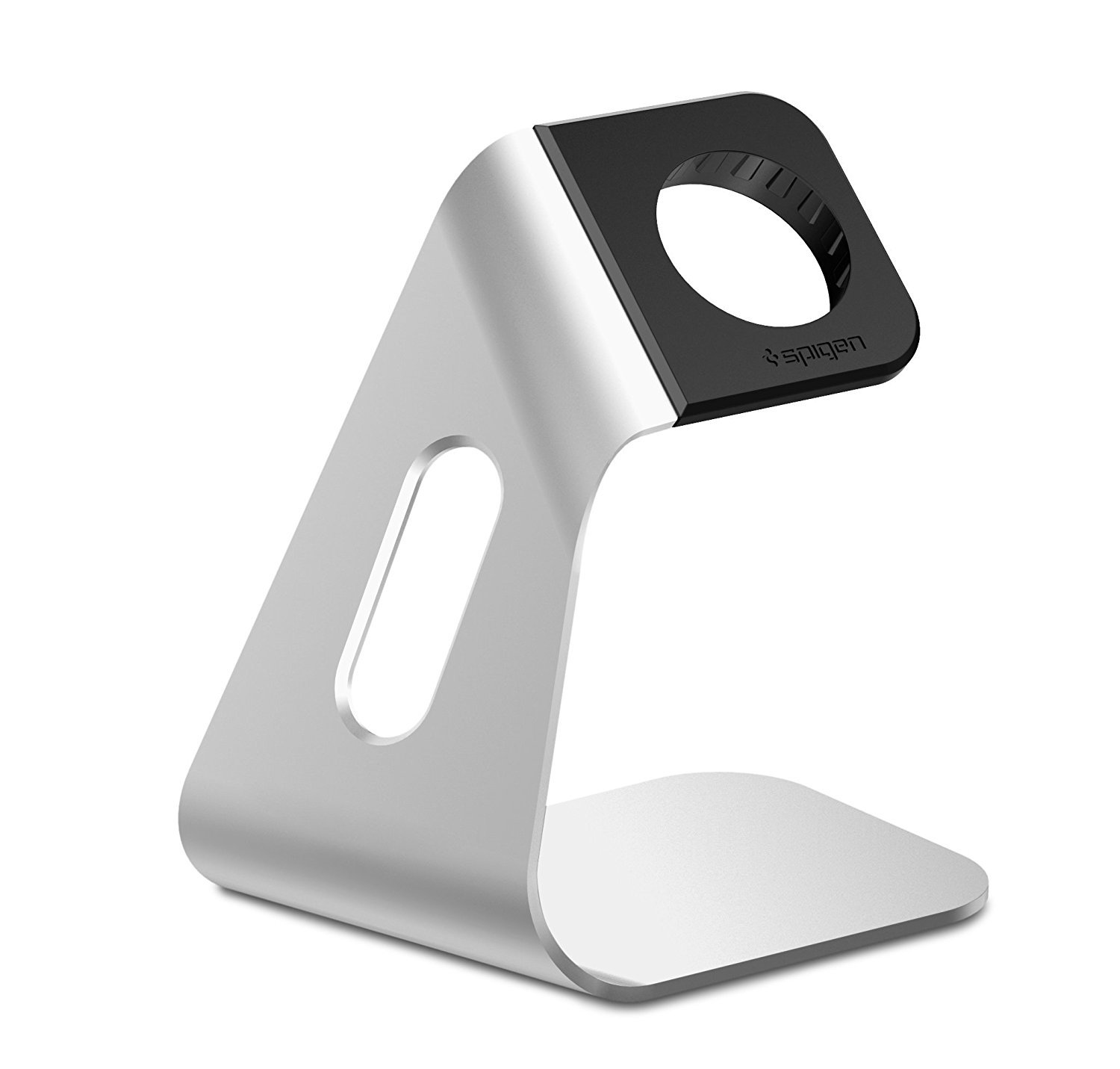 Spigen S330 Apple Watch Stand with Aluminum Body for Apple Watch Series 1 / Series 2 / 42mm / 38mm