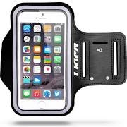 "Liger Sweat Proof Armband Case + Key Holder for iPhone 6 (4.7"")"