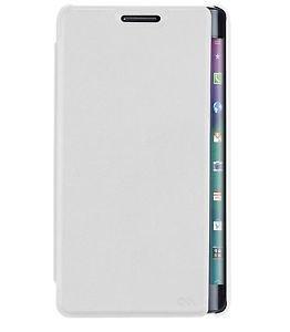 Case-Mate 4032D Case-Mate Samsung Galaxy Note Edge White Stand Folio