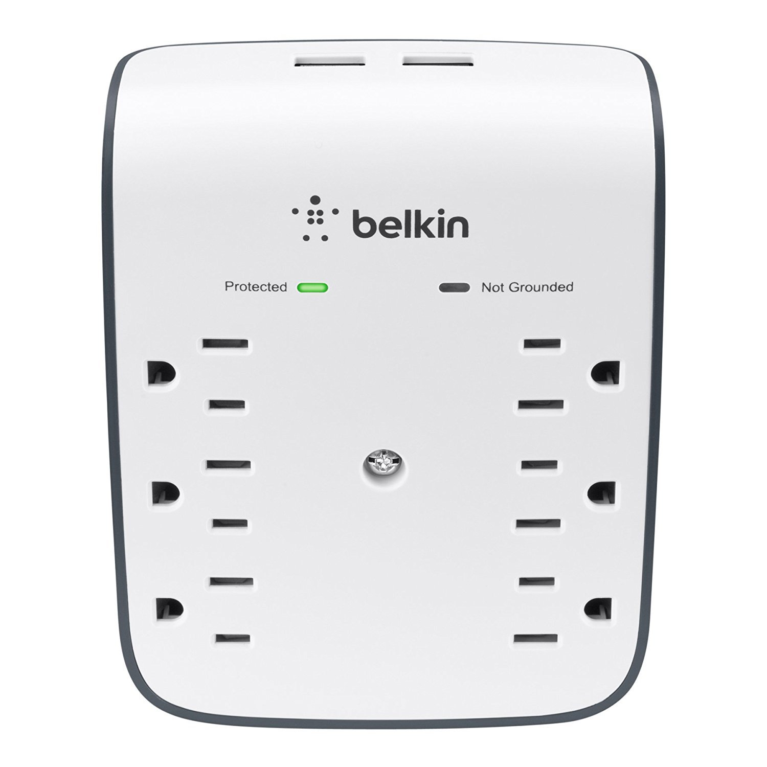 Belkin SurgePlus USB Wall Mount Surge protector