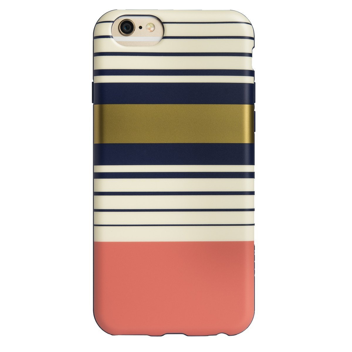 Agent18 iPhone 6 / iPhone 6S Case, - Preppy Stripes - FlexShield