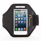 Gear Beast Sport Armband with Key Holder and Strap Extender for iPhone SE/5S/5/5c