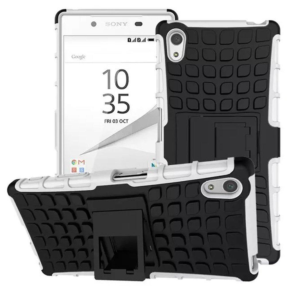 MobilePick Premium Anti Slip Shockproof Resistant Dual Layer sony z4 case