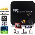 PigflyTech® MX3 MXIII Quad Core Andriod TV BOX Pre-LOADED KODI 14.2 (XBMC 13.2