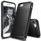 Ringke [Onyx] Flexible Durability, Durable Anti-Slip, TPU Defensive Case for Apple iPhone 7 - Black
