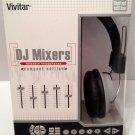 Vivitar Headphones, Dj Mixers Foldable Headphones