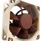 Noctua 60x25mm A-Series Blades with AAO Frame, SSO2 Bearing Premium Fan - Retail Cooling NF-A6x25