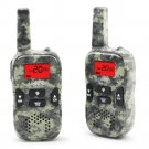 Kids Walkie Talkies, 22 Channel FRS/GMRS 2 Way Radio 2 miles Camo