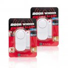 Wireless Pro® Best Mini Wireless Loud and Discreet Security Door and Window Entry Defense Alarm