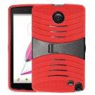 Samsung Galaxy Tab E 9.6 T560 Case ,BNY-WIRELESS (TM) Rugged High Impact Hybrid  -RED
