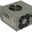 Logisys Corp. 480W 240-Pin Dual Fan 20+4 ATX Power Supply PS480D2