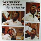 Muddy Waters ‎– Folk Singer - 2 DISC LP