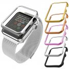 Apple Watch Case(38MM), Bandmax Lightweight Platinum Plated Hard Protective Case for Apple Watch