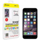 Amzer Kristal Tempered Glass HD Screen Protector Shield for Apple iPhone 6, iPhone 6s