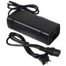 Original Microsoft Xbox 360E Power Supply AC Adapter For Xbox 360 E w/ Power Cord (US Plug)