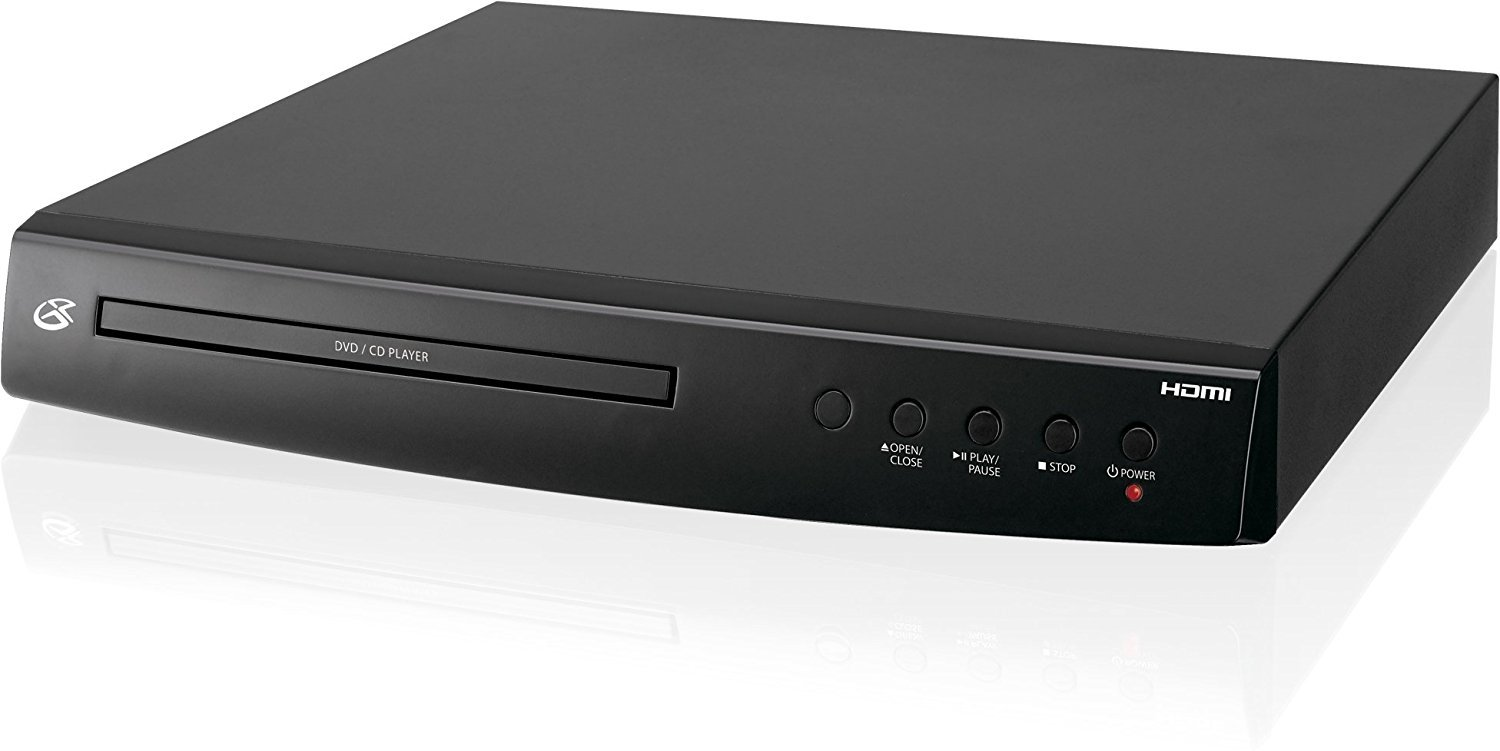 gpx dh300b 1080p upconversion dvd player with hdmi. Black Bedroom Furniture Sets. Home Design Ideas