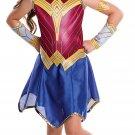 Rubie's Costume Batman vs Superman: Dawn of Justice Wonder Woman Value Costume, Small