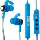 Altec Lansing InEar Stereo Ear Buds Blue MZX145-AB