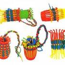 Night Lions Tech(TM)Hand Weaving Toys-Kids Weave Kit