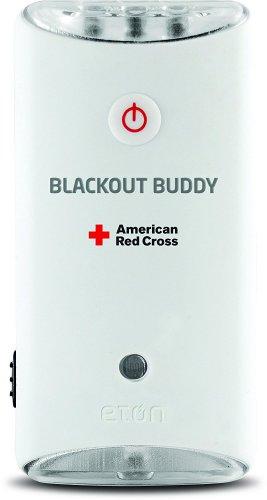 Eton The American Red Cross Blackout Buddy the emergency LED flashlight