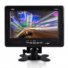 "Premium 7"" Inches Rearview Car LCD Monitor By Pyle"