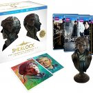 Sherlock Limited Edition Gift Set (The Complete Seasons 1-3 Blu-ray/DVD Combo) (2014)
