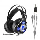 Kekilo Gaming Headset with Mic for Xbox One PlayStation 4 PS4 PC - 3.5mm Surround Sound