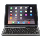 OtterBox Agility Keyboard Portfolio for Apple iPad Air/Air 2, Black Leather