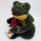 Ganz Cottage SMOOCHER The Lanky Legged FROG Charmer CC11115 MWT